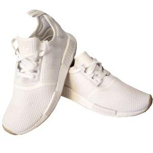Addias Original NMD R1 White Sneaker